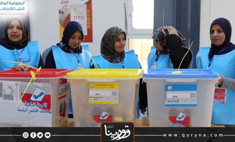Photo of العليا للانتخابات تحدد سقفًا زمنيًا لتسلم قانون إجراء الانتخابات