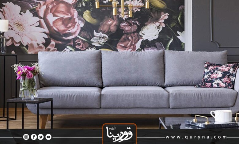 Photo of ورق الجدران في الديكور الداخلي