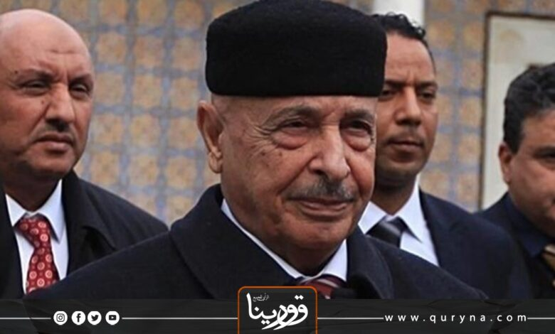 Photo of رغم قرارات البعثة الأممية _ صالح يبحث عن حظوظ فرنسية