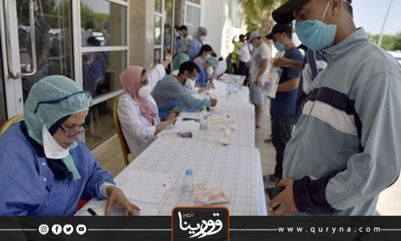 Photo of طبرق تسجل إصابتين جديدتين بكورونا