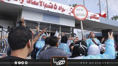 Photo of النظام الصحي الليبي يدخل مرحلة الخطر