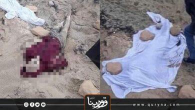 Photo of بنغازي : العثور على جثة مكبلة اليدين عليها آثار أعيرة نارية