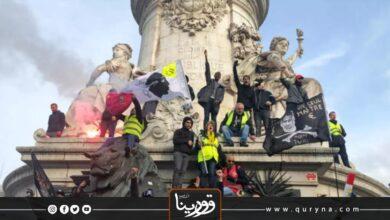 Photo of التظاهرات تجتاح فرنسا