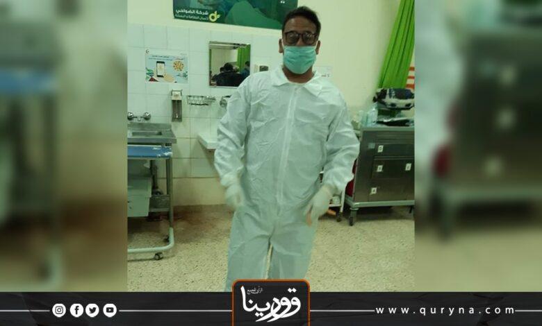 Photo of بنغازي تسجل حالة وفاة جديدة بين الأطقم الطبية