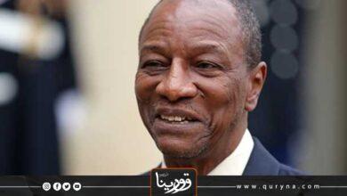 "Photo of الرئيس الغيني يتلقي لقاح ""سبوتنك V"""