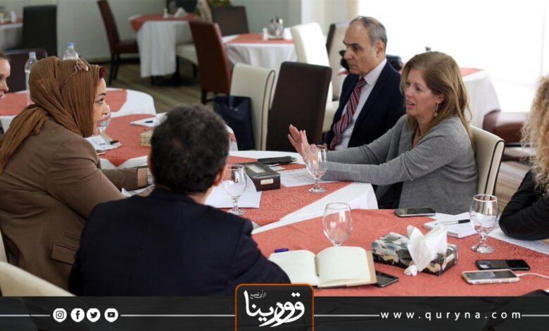 Photo of وليامز : التوصل إلى اتفاق بشأن توحيد السلطة التنفيذية