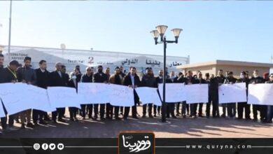Photo of أزمة طائرة الخطوط الجوية الليبية المختطفة تشتعل مجددًا