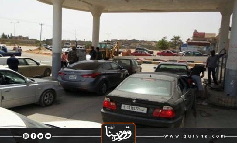 Photo of سرت تعاني من نقص الوقود