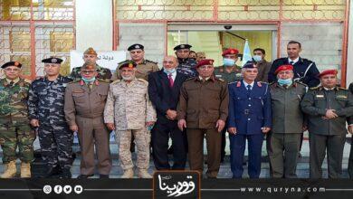 "Photo of اللجنة العسكرية"" 5+5″تطالب بضرورة مغادرة المرتزقة الأراضي الليبية"