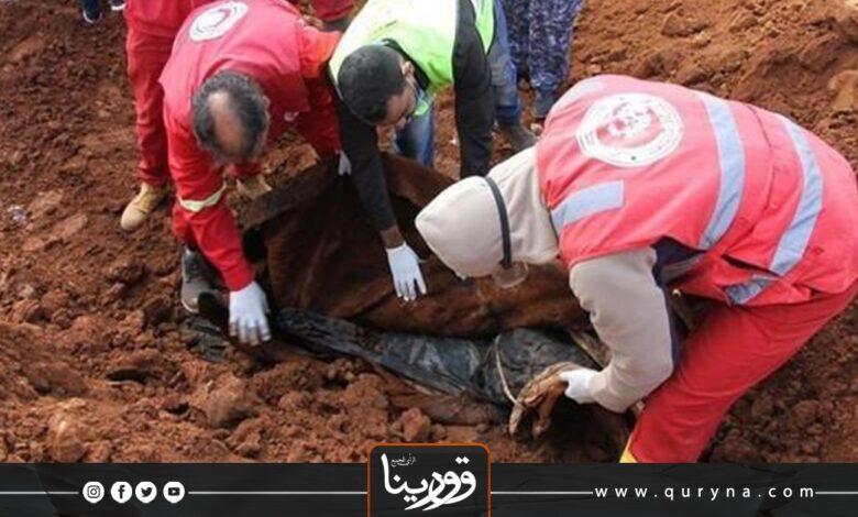 Photo of بنغازي : العثور على جثتين مجهولتين بمنطقة شبنة