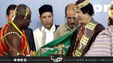 Photo of الأفارقة يكرمون أبناء الشهيد البطل معمر القذافي و يفتخرون بإنجازاته