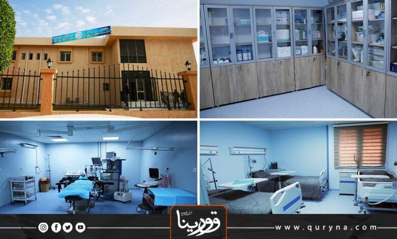 Photo of بنغازي : افتتاح مستشفي تعليمي للخصوبة