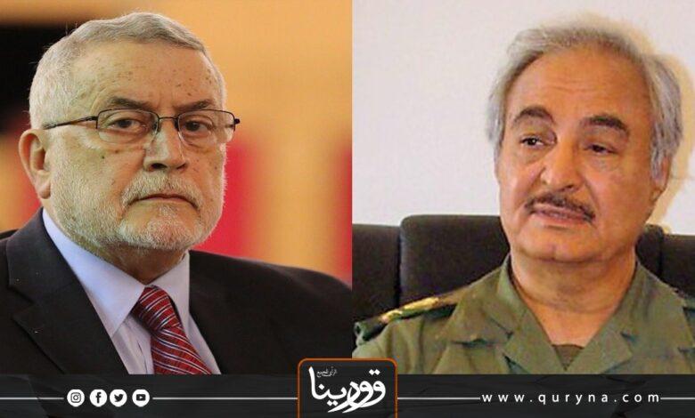 Photo of حفتر يتودد لتنظيم الإخوان و رائحة صفقة سرية تفوح في العلن