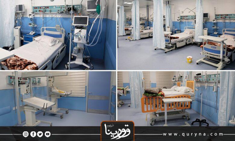 Photo of بنغازي : المركز الوطني لأمراض القلب يحدث أقسامه