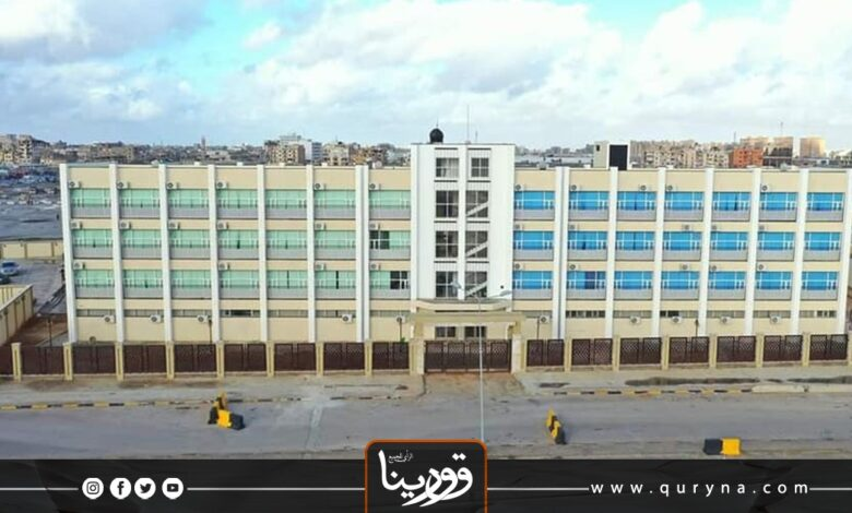 Photo of بنغازي : إعادة افتتاح مشفى سهيل الأطرش لطب العيون