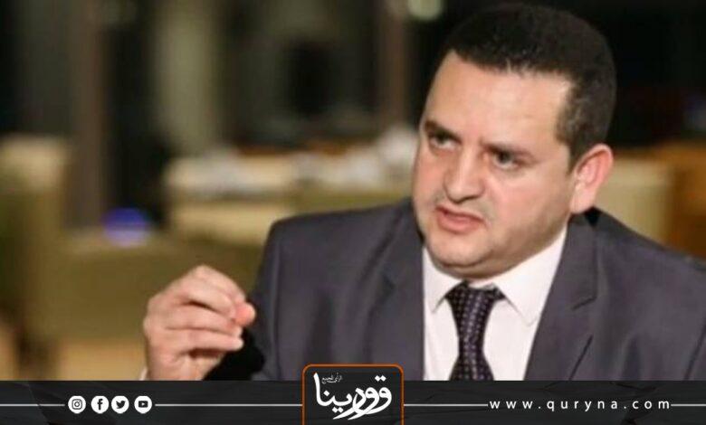 """Photo of الحويج يتهم إطراف محلية بعرقلة عمل اللجنة العسكرية """"5+5"""""""