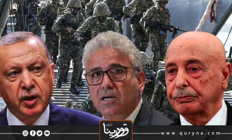 Photo of صالح يتودد لأنقرة وتحالف منتظر يجمعه مع باشاغا