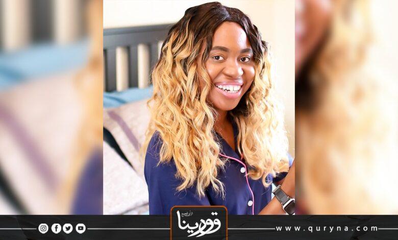 Photo of بالفيديو- شاهدي كيفية صنع الكيرلي للشعر القصير