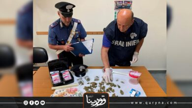Photo of إيطاليا : القبض على شاب ليبي بتهمة الاتجار في المخدرات