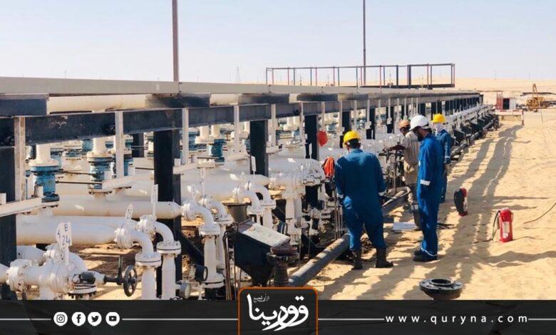 Photo of شركة الواحة النفطية تعلن دخول آبار جديدة على خط الإنتاج