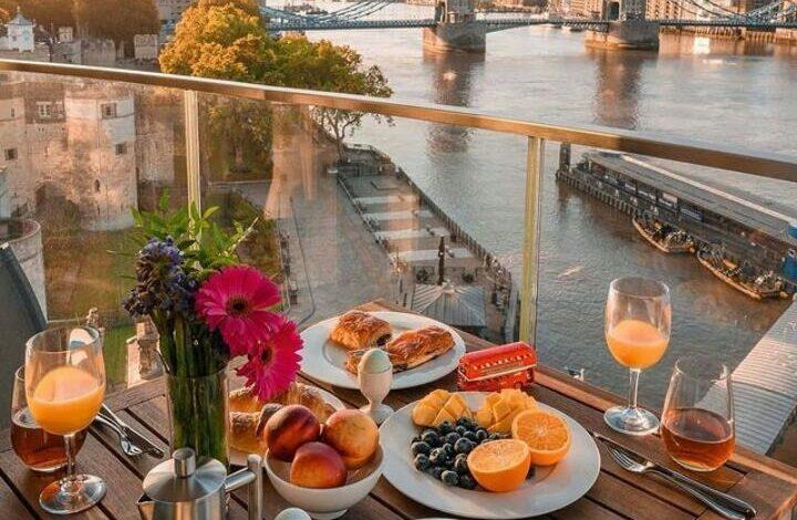 Photo of إفطار شهي ومميز من لندن