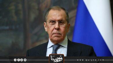 Photo of لقاء مرتقب بين وزير الخارجية الروسي ومعيتيق