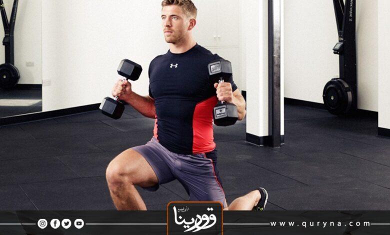 Photo of بالفيديو- افقد الدهون في المنزل بـ3 خطوات
