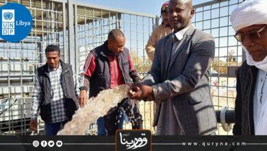 Photo of الصدقات الدولية للمدن الليبية مستمرة