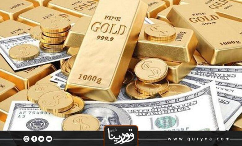 Photo of الذهب يرتفع متأثراً بتراجع الدولار