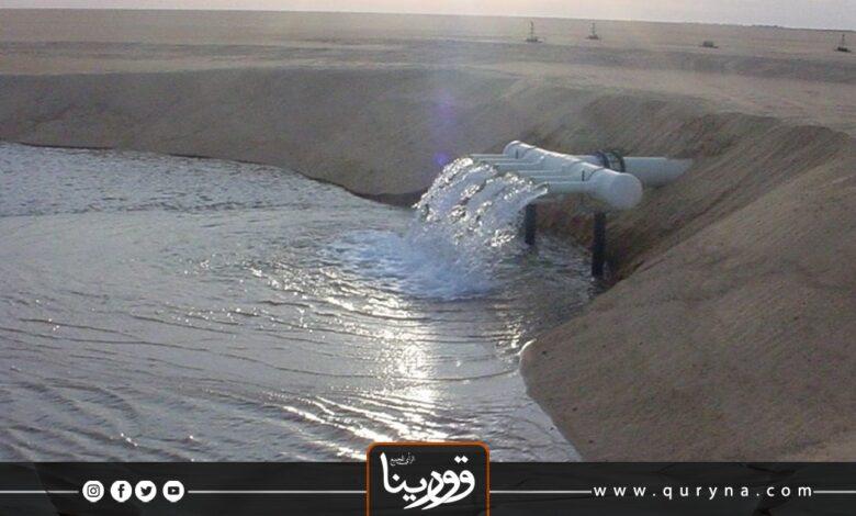 Photo of جهاز النهر الصناعي العظيم يعلن التعبئة بالمسار الشرقي