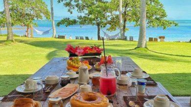 Photo of سفرة إفطار شهية لصباح هادئ