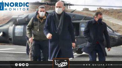 Photo of نورديك مونيتور : وزير بحكومة أردوغان يصنف كأكبر تاجر للمخدرات
