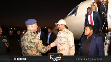 Photo of اتفاق سوداني تشادي على حل الأزمة الليبية