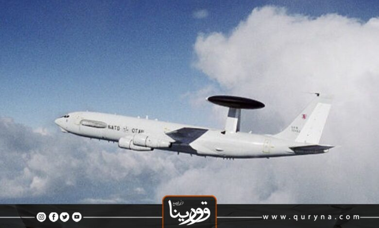 Photo of طائرات تتبع حلف شمال الأطلسي تنتهك الأجواء الليبية