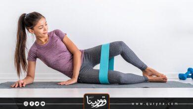 Photo of 3 تمارين لتقوية عضلات الفخذ لدى النساء
