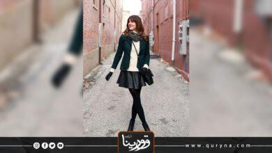 Photo of بالفيديو- تعلمي كيف ترتدين الجوارب بالشتاء