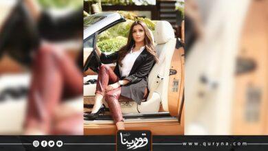 Photo of بالصور_ إطلالات عملية على طريقة مي عمر