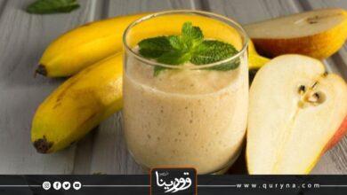 Photo of مشروب الموز بالإجاص للمناعة