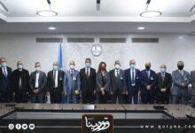 Photo of بيان أوروبي أمريكي مشترك يرحب بآلية اختيار السلطة التنفيذية