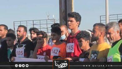 """Photo of سباق لـ""""الركض الشعبي"""" بتنظيم بيت شباب سرت"""