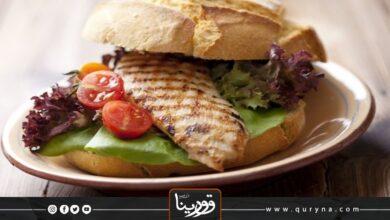 Photo of ساندويش الدجاج المشوي الصحي