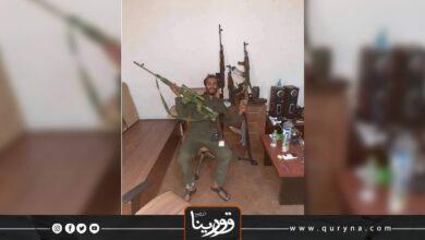 Photo of العثور على الميلشاوي عبدالرحيم عوض بالأعمى التابع لميليشا 106 التي يقودها صدام حفتر مقتولاً في بنغازي