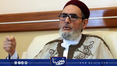 Photo of الغرياني يطالب بضرورة إخراج المساجين من الشرق في إطار صفقات تبادل الأسرى