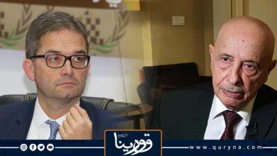 """Photo of صالح لـ""""أوفتشا"""": لابد أن تُشكل الحكومة الجديدة على مبدأ التوزيع العادل بين الأقاليم الثلاثة وإجراء الانتخابات في موعدها"""