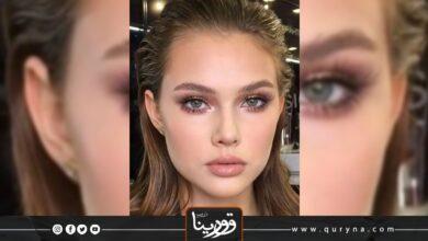 Photo of بالفيديو- تعلمي وضع المكياج الناعم