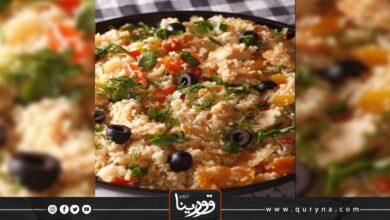 Photo of سلطة الدجاج بالكسكس لعشاء متكامل و صحي