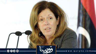Photo of ويليامز: 20 ألف مرتزق عليهم الخروج من ليبيا.. والحكومة الجديدة لديها فرصة كبيرة لإجراء الانتخابات في موعدها