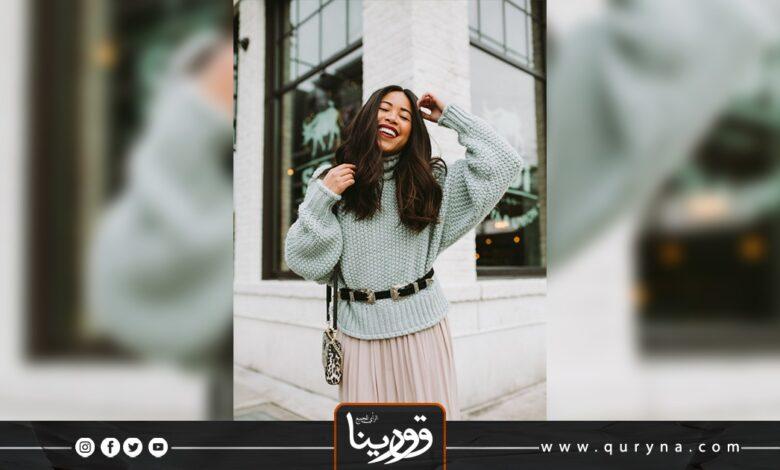 Photo of بالفيديو- أجمل أزياء الخريف والشتاء العصرية