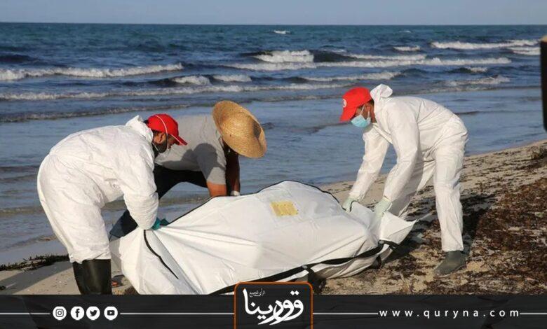 Photo of العثور على 8 جثث قرب السواحل الليبية