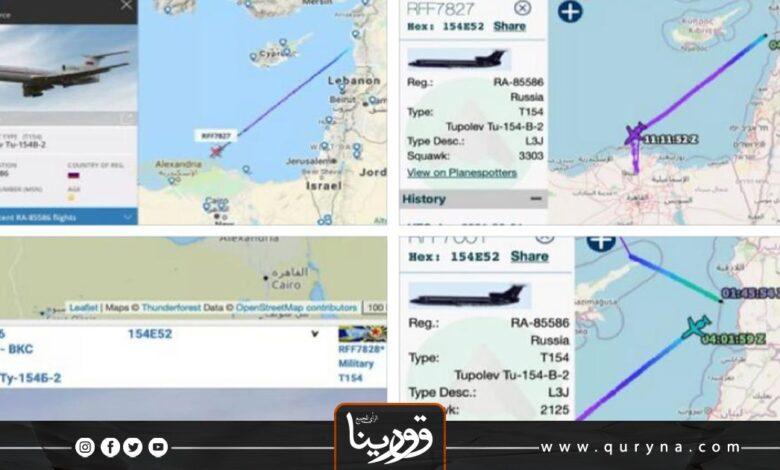 Photo of طائرات عسكرية تخترق الأجواء الليبية